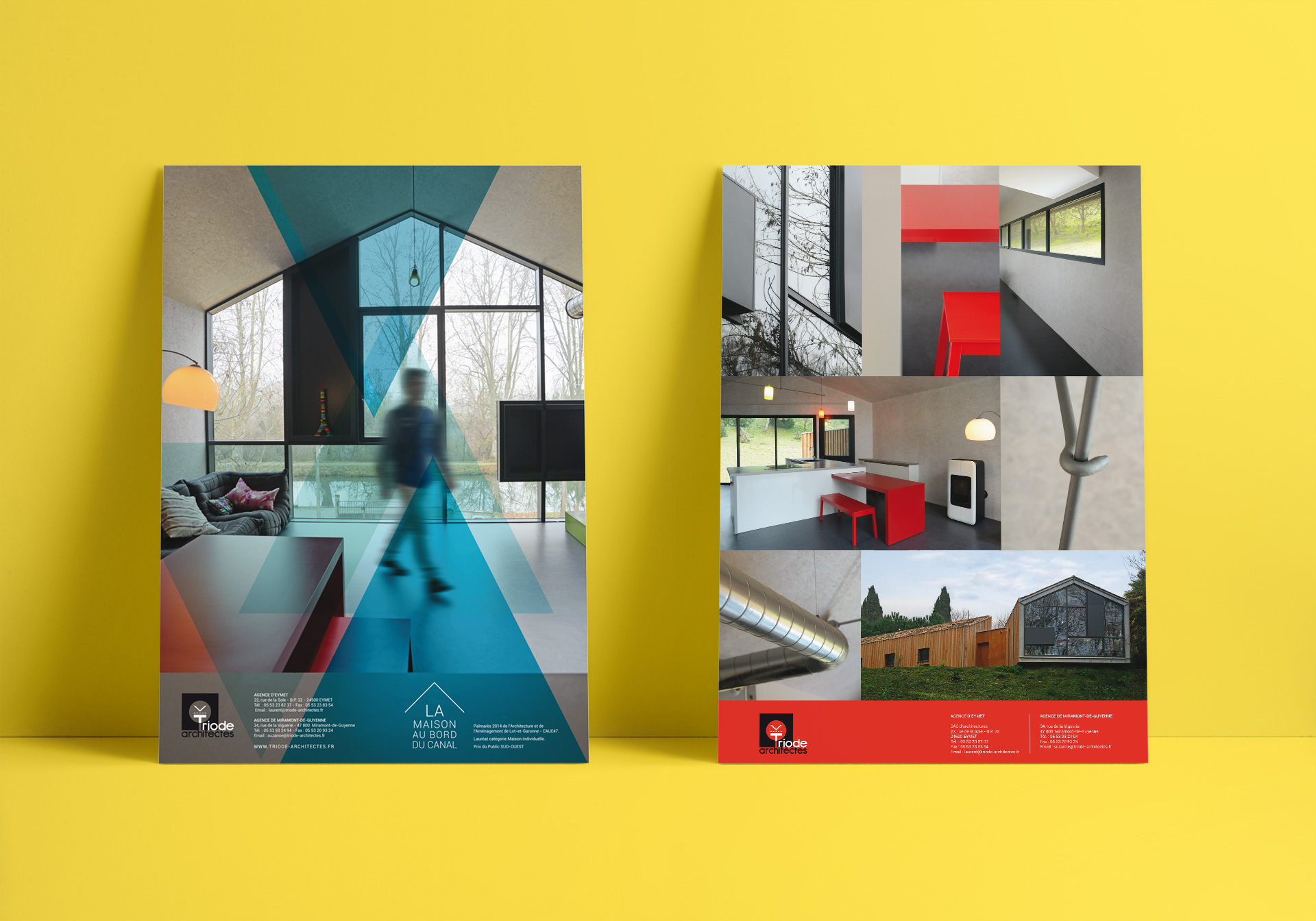 triode architecture poster communication understüd