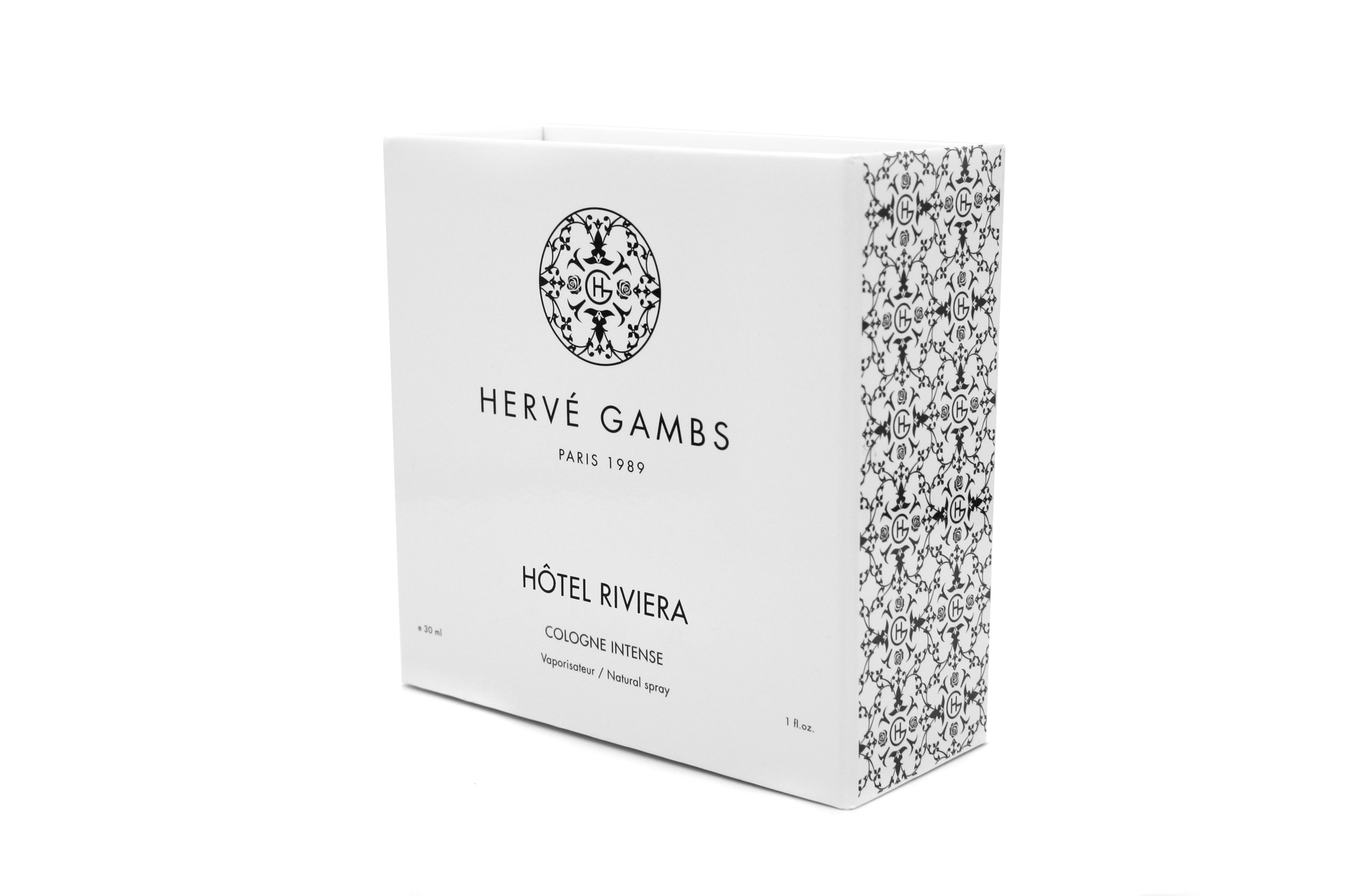 hervé gambs packaging parfum communication understüd