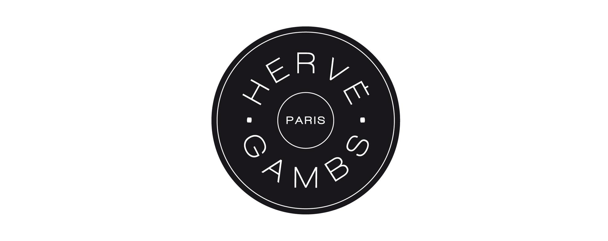 packaging logo hervé gambs