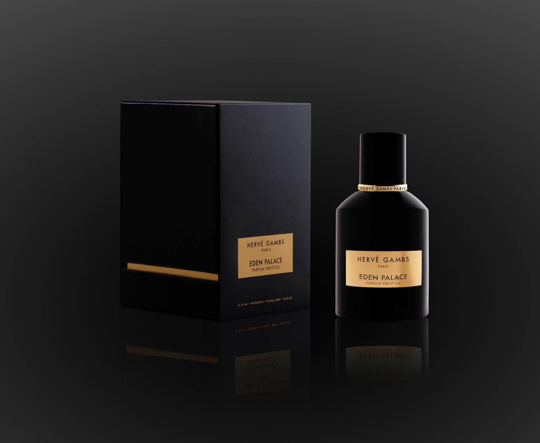 packaging parfum hervé gambs