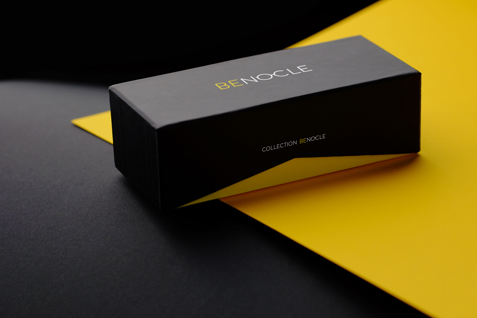 packaging lunettes collection benocle